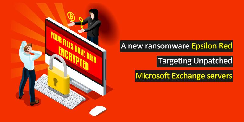Un nuovo ransomware prende di mira i server di posta Microsoft Exchange senza patch