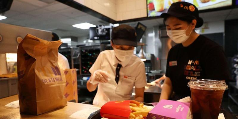 Clienti McDonald's in Asia colpiti da una violazione di dati personali